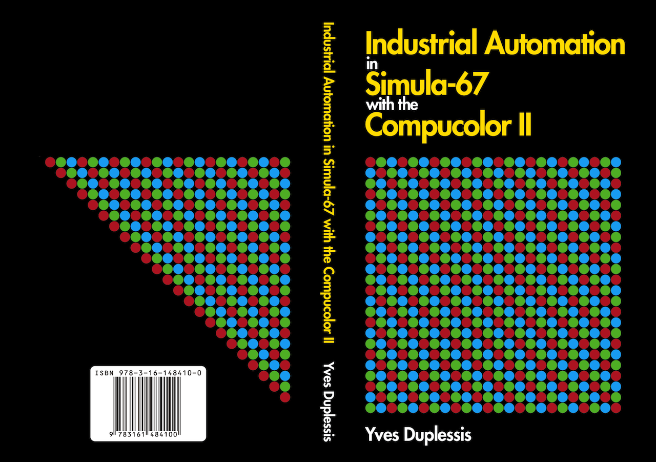Industrial Automation in Simula-67 with the Compucolor II